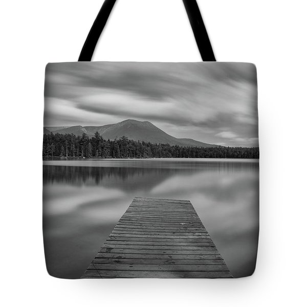 Afternoon At Daciey Pond Tote Bag