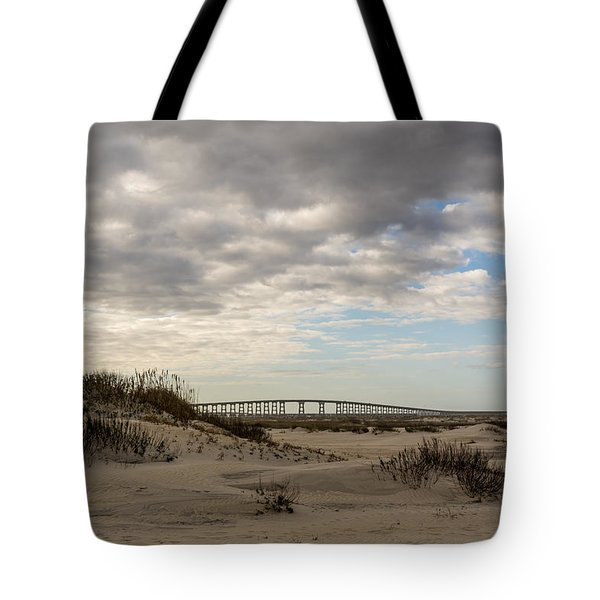 Afternoon At The Refuge Tote Bag by Gregg Southard