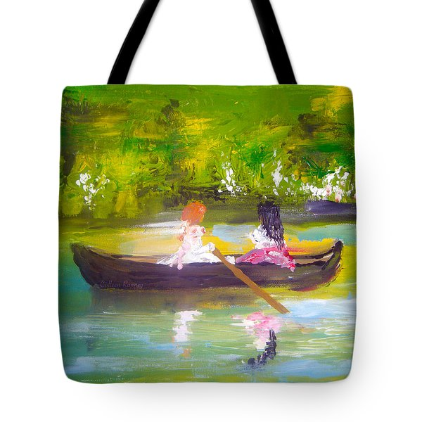 Afternoon By Colleen Ranney Tote Bag
