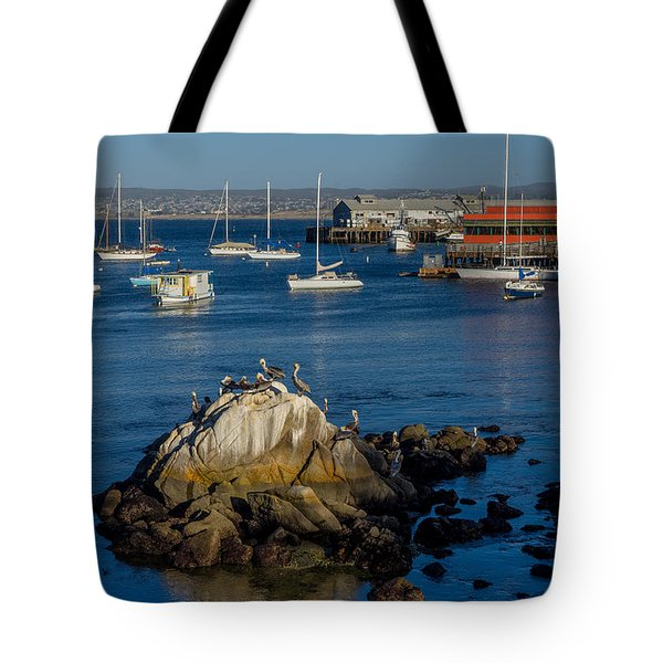 Afternoon Hangout Tote Bag