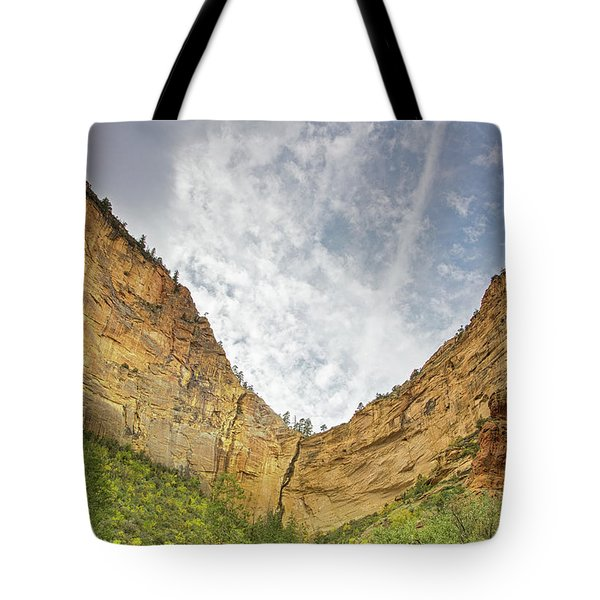 Afternoon In Boynton Canyon Tote Bag