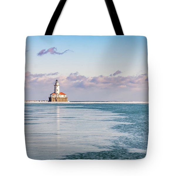 Afternoon In The Harbour Tote Bag