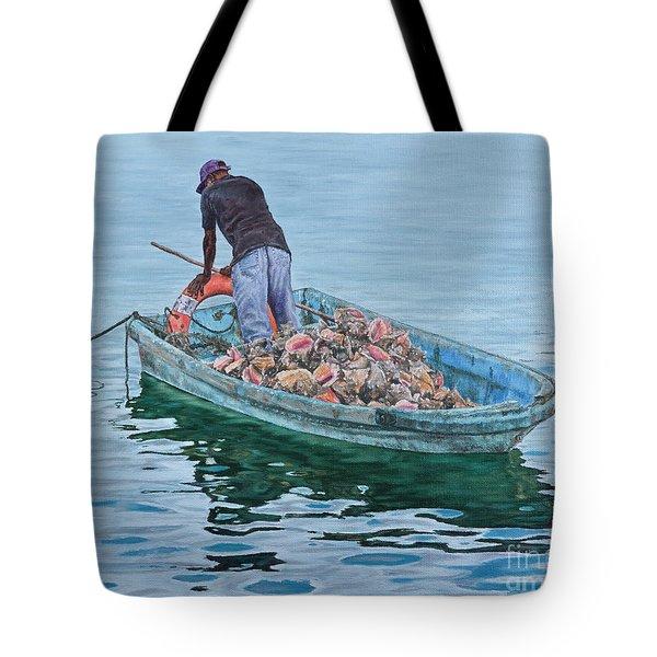 Afternoon Repose Tote Bag