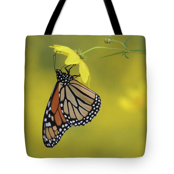 Tote Bag featuring the photograph Afternoon Snack by Ann Bridges