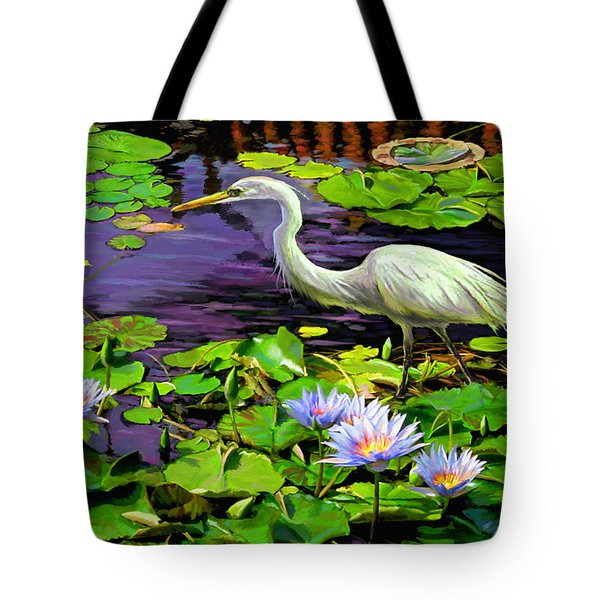 Afternoon Snack Tote Bag