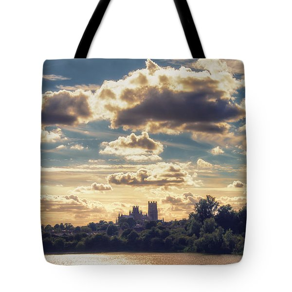 Tote Bag featuring the photograph Afternoon Sun by James Billings