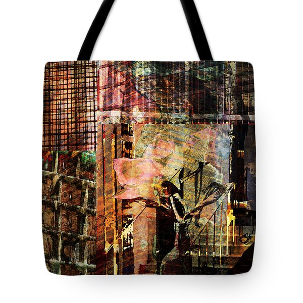 Afternoon Tea Tote Bag by Don Gradner