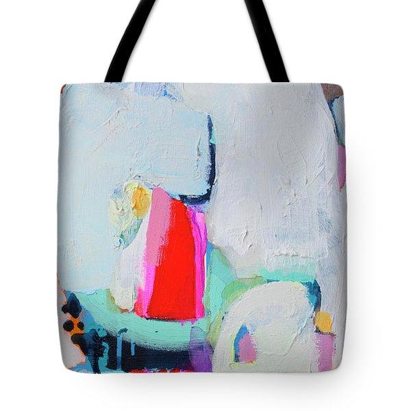 Again Tote Bag