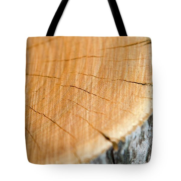 Tote Bag featuring the photograph Against The Grain by Christina Rollo