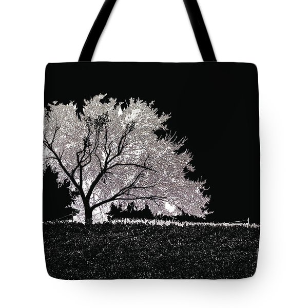 Against The Night Tote Bag