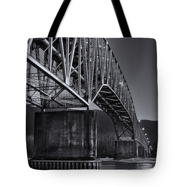 Agassiz-rosedale Bridge Tote Bag