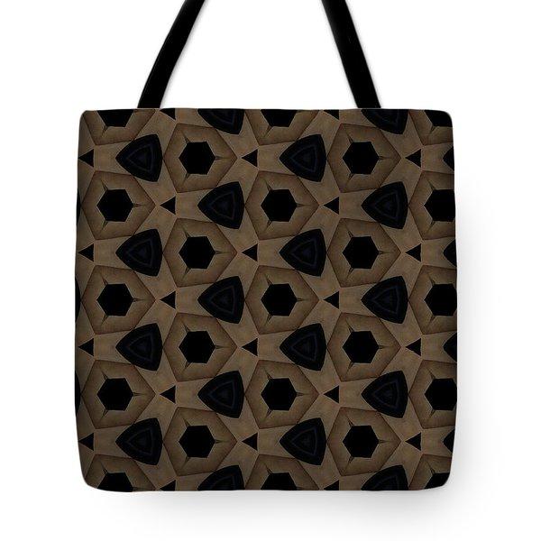 Agate Dimensions Tote Bag