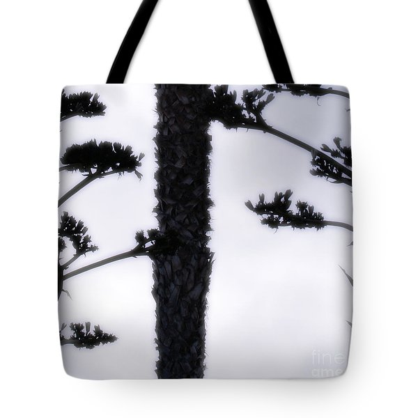 Agave And Palm Tote Bag