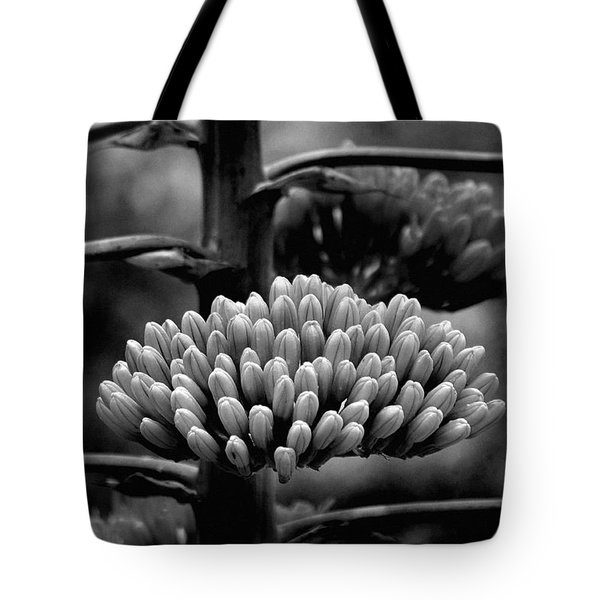 Agave Buds Tote Bag
