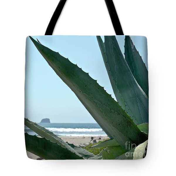Agave Ocean Sky Tote Bag