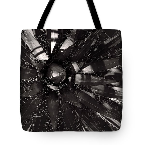 Agave Tote Bag by Steve Bisgrove