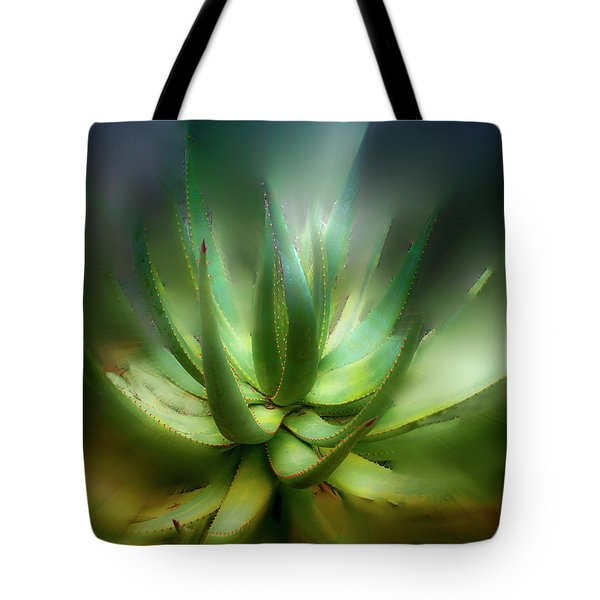 Agave Sunrise Tote Bag