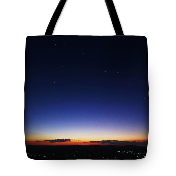 Age Is Opportunity Tote Bag by Mitch Cat