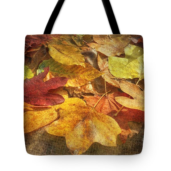 Age Of Character Tote Bag