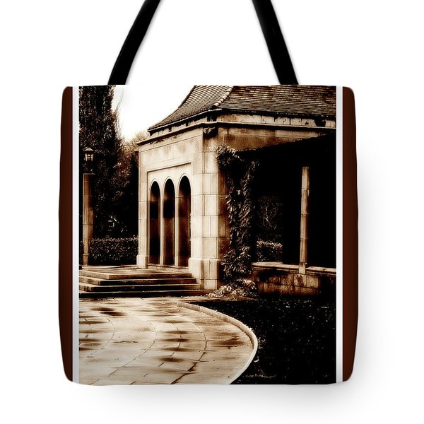 Aged By Time Tote Bag