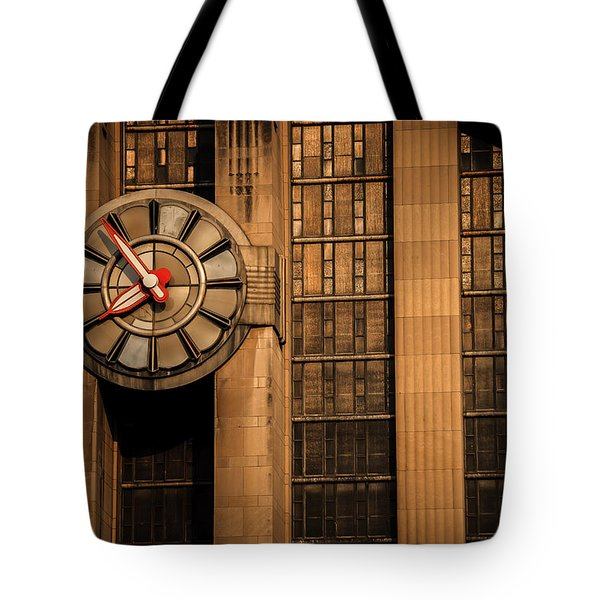 Aged In Time Tote Bag