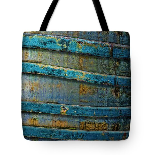Tote Bag featuring the photograph Aged by Paul Wear