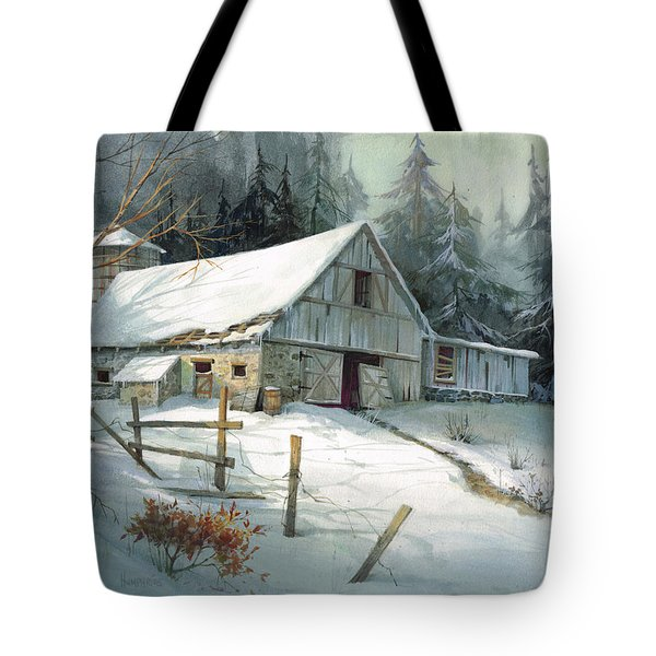 Ageless Beauty Tote Bag by Michael Humphries