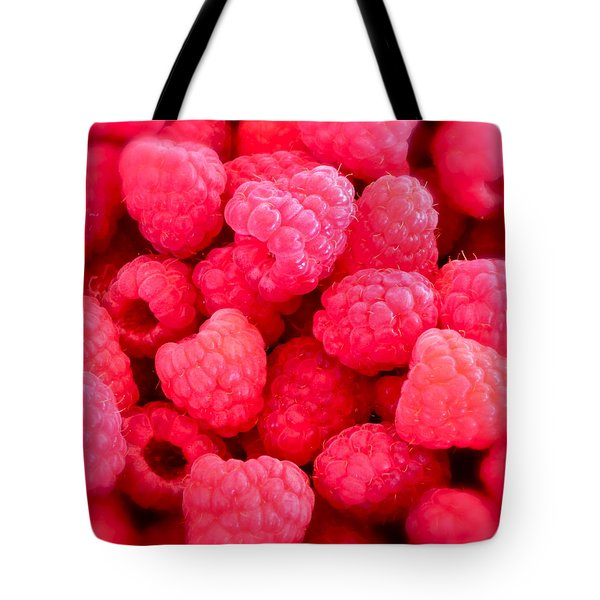 Agenda For Today ... Raspberry Jam Tote Bag by Gwyn Newcombe