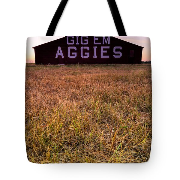 Aggie Land Tote Bag