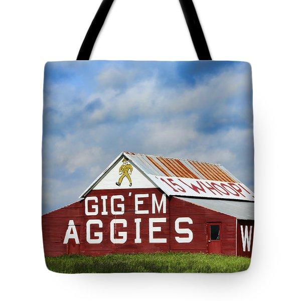 Aggie Nation Barn Tote Bag