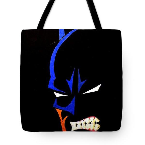 Aggression Tote Bag