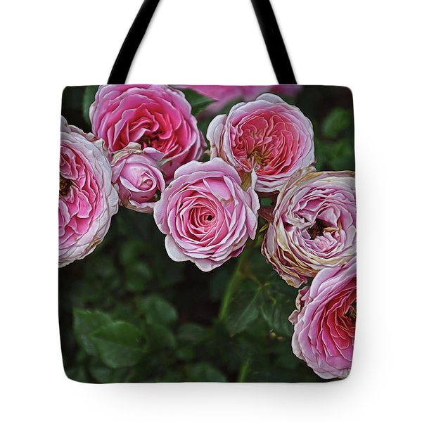 Aging Beauties Tote Bag by Gina Savage