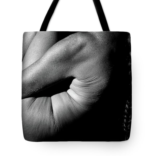 Aging Beauty Tote Bag