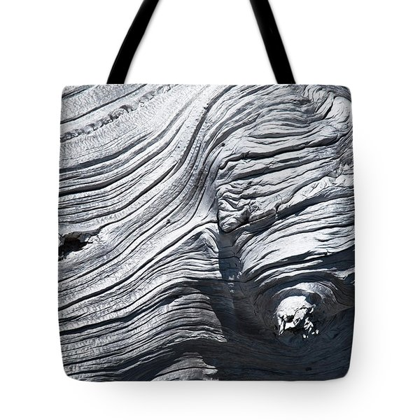 Aging Of Time Tote Bag