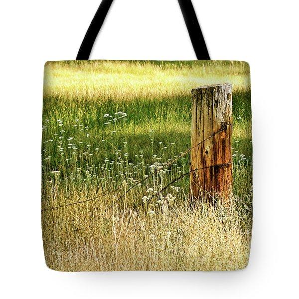 Aglow Tote Bag