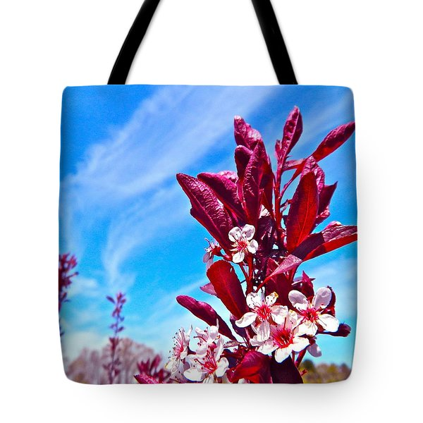 Aglow With Beauty Tote Bag