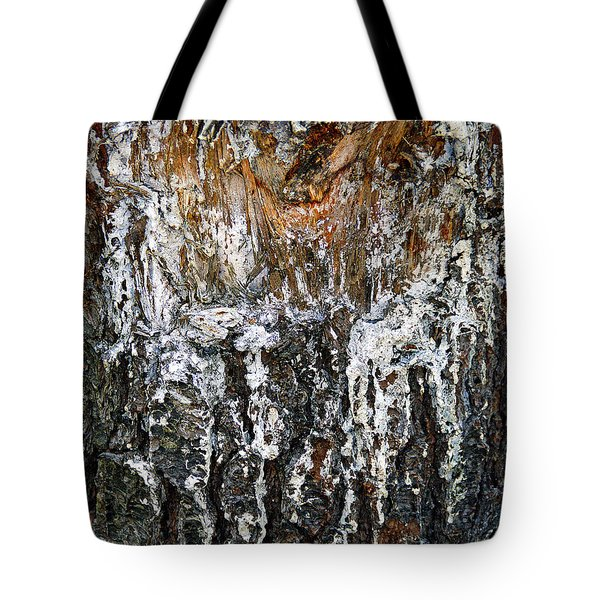 Tote Bag featuring the photograph Agony And Ecstasy by Lynda Lehmann