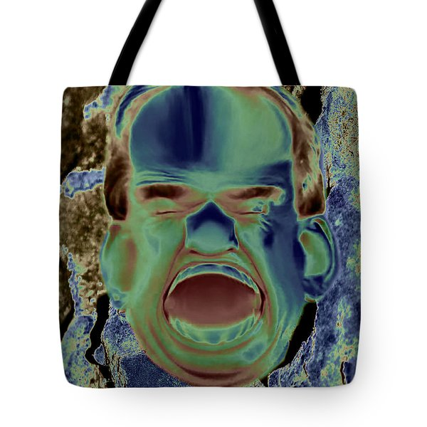 Agony And Misery Tote Bag
