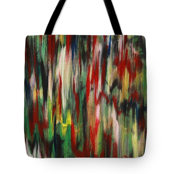 Tote Bag featuring the painting Agony by Jacqueline Athmann