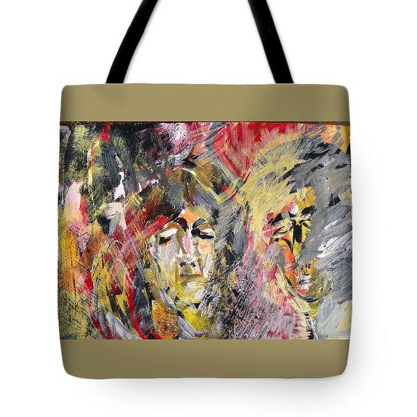 Agony Tote Bag