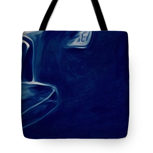 Agony Of The Outside World 2 Tote Bag