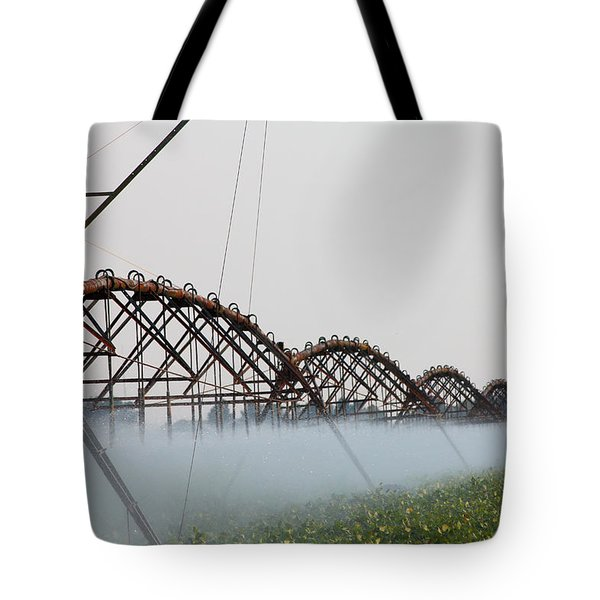 Agriculture - Irrigation 3 Tote Bag