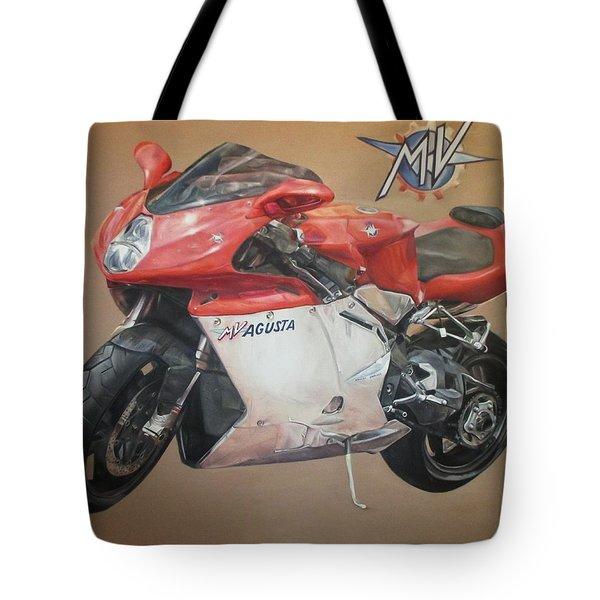 Agusta Tote Bag