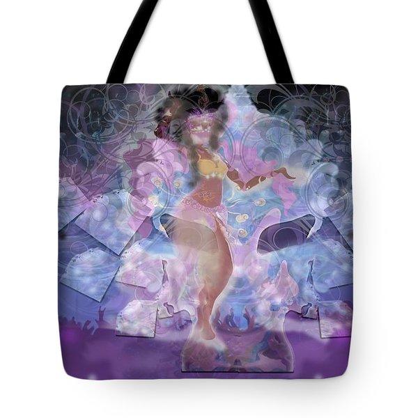 Ahanka Remix Tote Bag