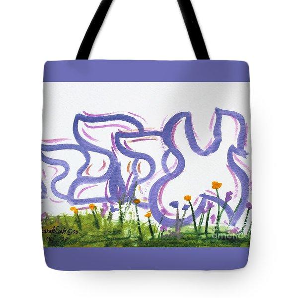 Ahava Ahabah Nf20-145 Tote Bag