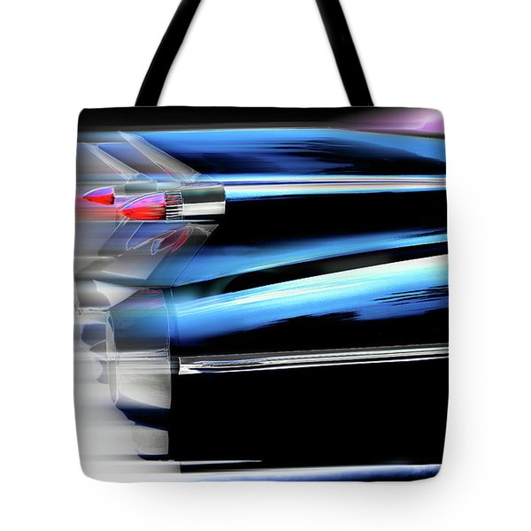 Ahead Of Its Time Tote Bag
