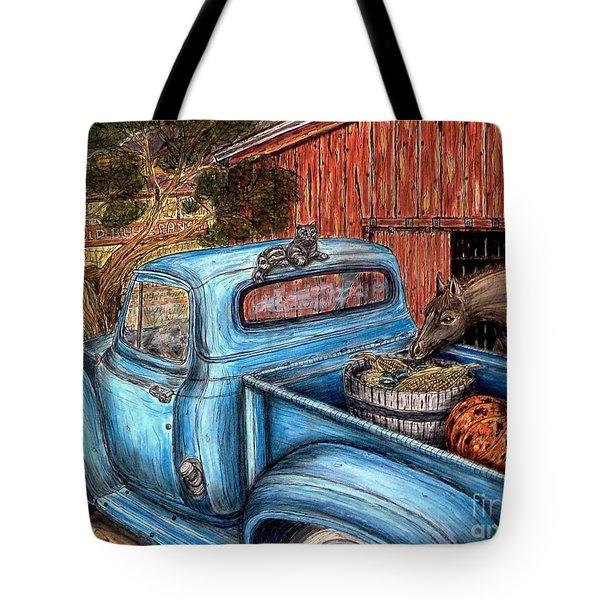 Ahh...the Good Life Tote Bag