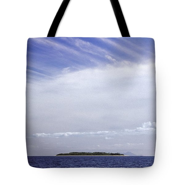 Ahoy Bounty Island Resort Tote Bag