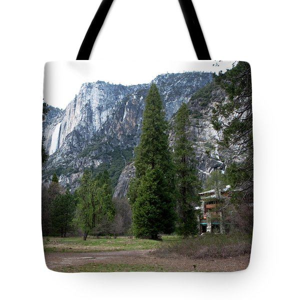 Ahwahnee Setting Tote Bag