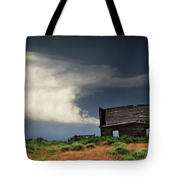 The Unattended  Tote Bag